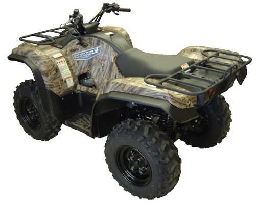Product picture Yamaha Grizzly 700 2007 to 2008 Service Manual