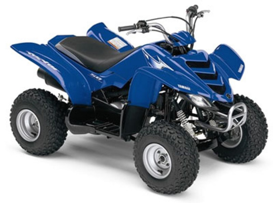 Product picture Yamaha Raptor 50 2003 to 2004 Service Manual