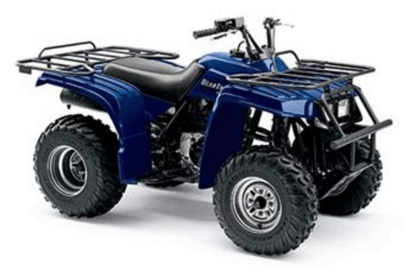 Product picture Yamaha BearTracker 250 250XL 1999 to 2001 Service Manual